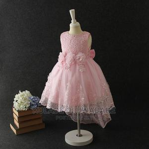 Princess Pink Girl Dress   Children's Clothing for sale in Lagos State, Ajah