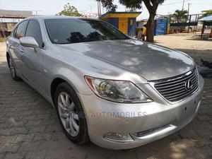Lexus LS 2010 460 L Silver | Cars for sale in Lagos State, Amuwo-Odofin