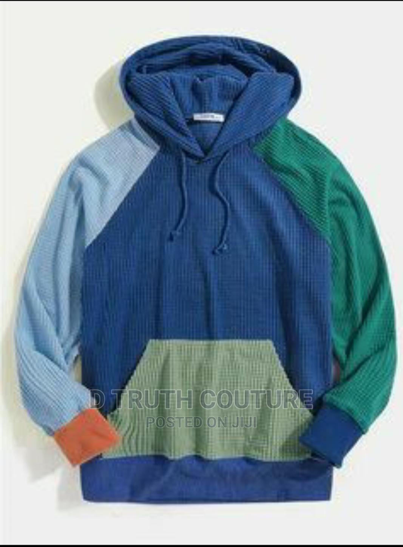 Archive: Styled Hoodies Curduroy