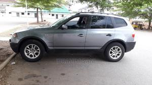 BMW X3 2007 2.5i Gray   Cars for sale in Abuja (FCT) State, Apo District
