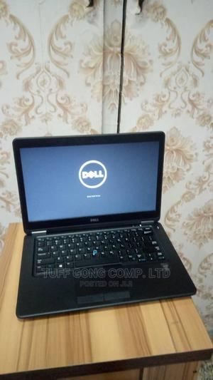 Laptop Dell Latitude E7450 4GB Intel Core I5 HDD 500GB | Laptops & Computers for sale in Abuja (FCT) State, Wuse 2