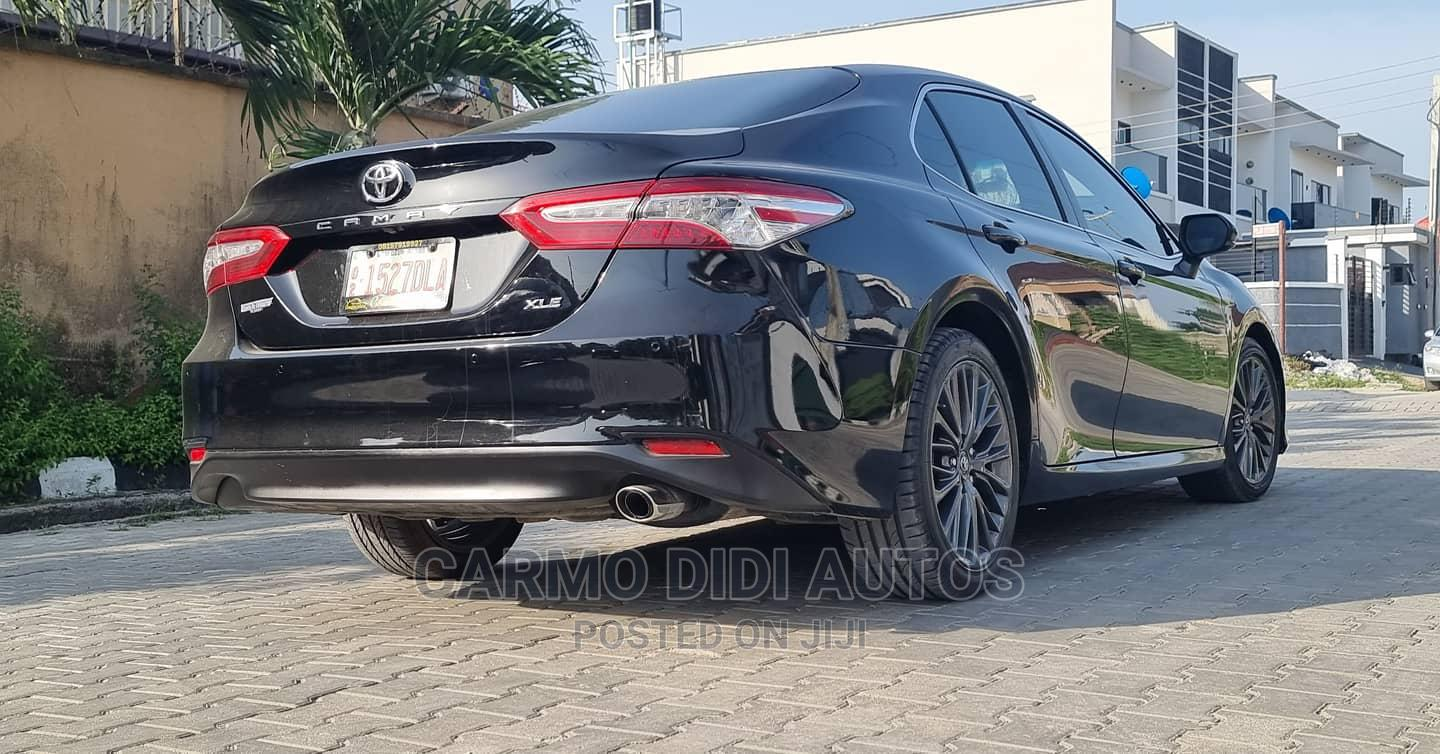 Toyota Camry 2018 SE FWD (2.5L 4cyl 8AM) White   Cars for sale in Lekki, Lagos State, Nigeria
