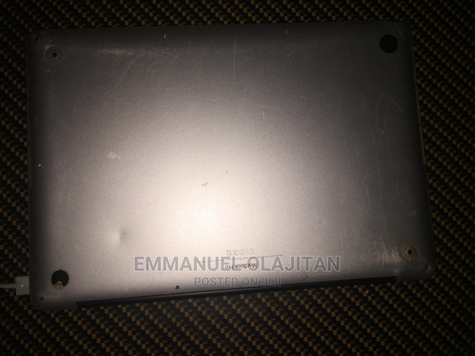 Archive: Laptop Apple MacBook Pro 16GB Intel Core I7 SSD 500GB