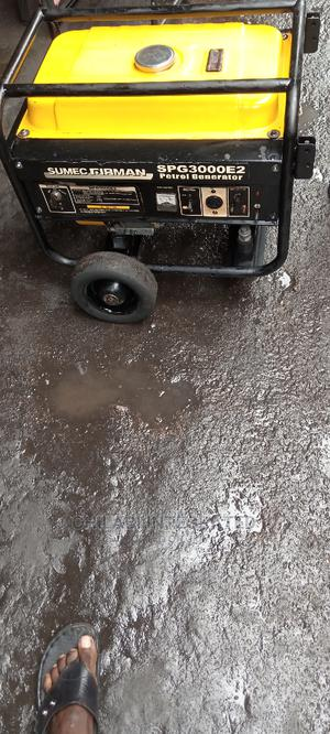 Fairly Used Very Strong 2.8KVA SPG3000E2 Gen + the Receipt | Electrical Equipment for sale in Rivers State, Port-Harcourt