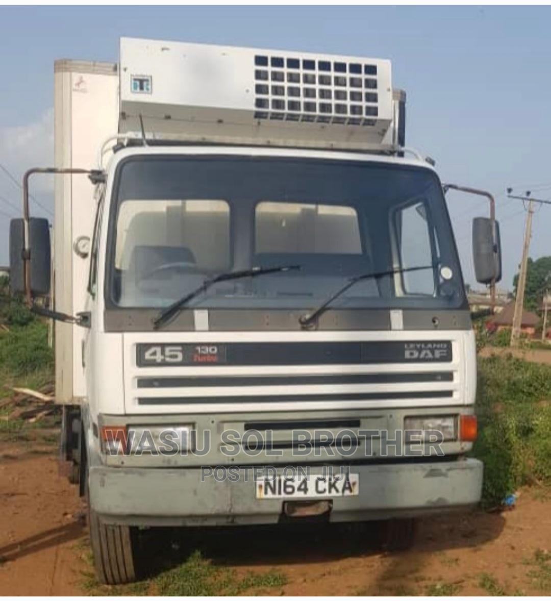DAF 45-130 ATI Fridge Truck