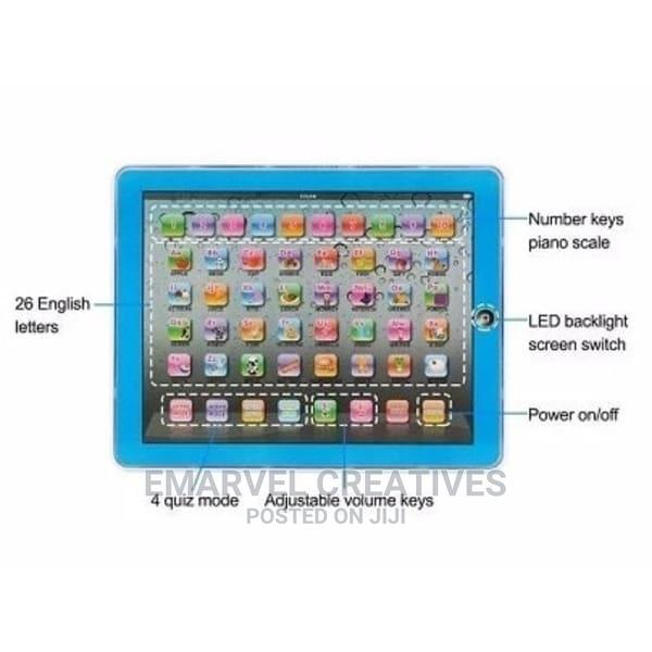 Y-Pad Kids Educational Learning Touchpad