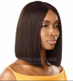 Blunt Cut Wig   Hair Beauty for sale in Lagos State, Ojo