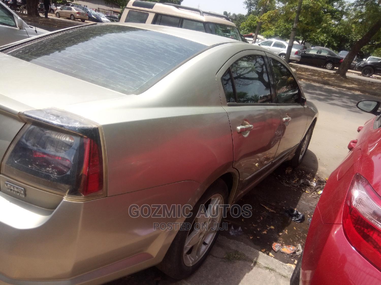 Mitsubishi Galant 2004 3.8 Gold | Cars for sale in Amuwo-Odofin, Lagos State, Nigeria