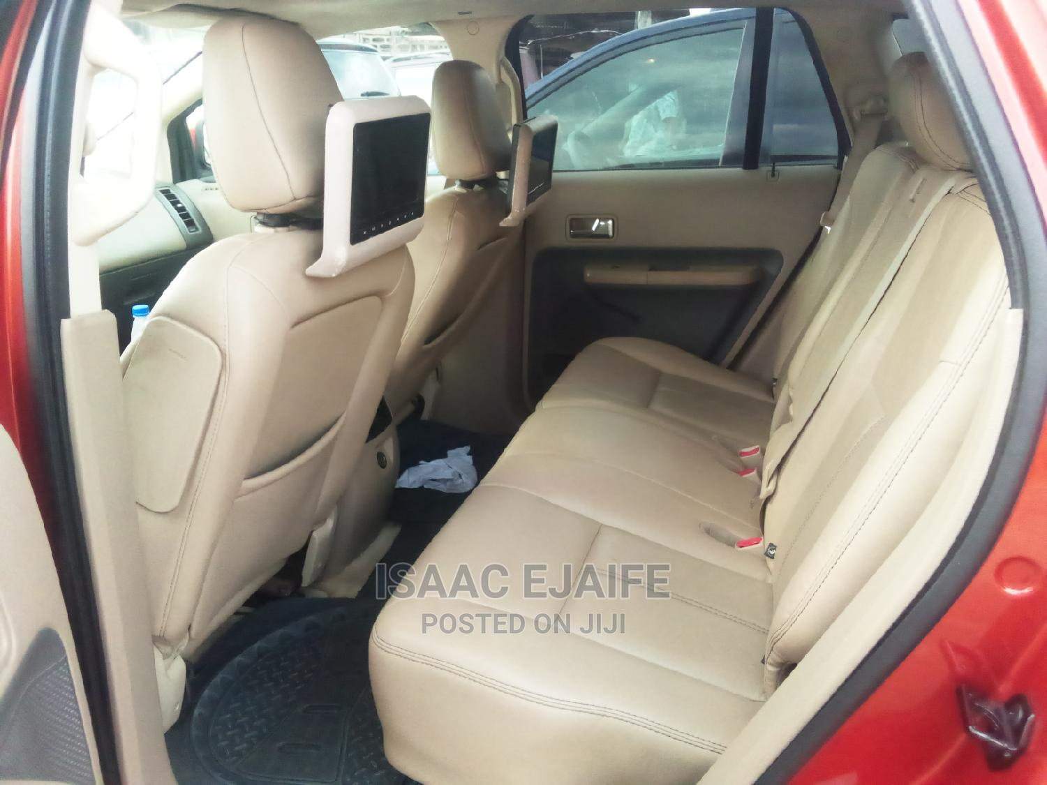 Ford Edge 2008 Orange | Cars for sale in Port-Harcourt, Rivers State, Nigeria
