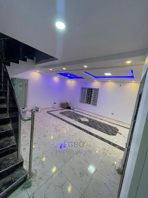 Lovely 3 Bedrooms Terrace Duplex With a Room Bq | Houses & Apartments For Rent for sale in Lekki, Lekki Phase 2