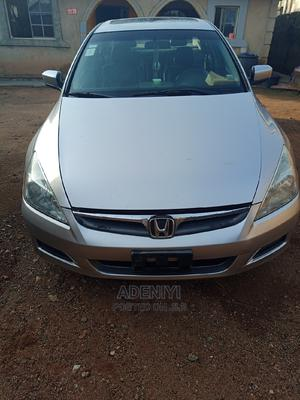Honda Accord 2006 2.4 Type S Automatic Silver | Cars for sale in Lagos State, Ikeja