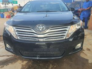 Toyota Venza 2010 V6 AWD Black | Cars for sale in Lagos State, Ogba