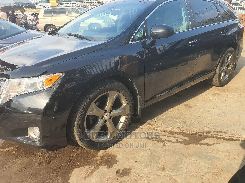 Toyota Venza 2010 V6 AWD Black | Cars for sale in Ogba, Lagos State, Nigeria
