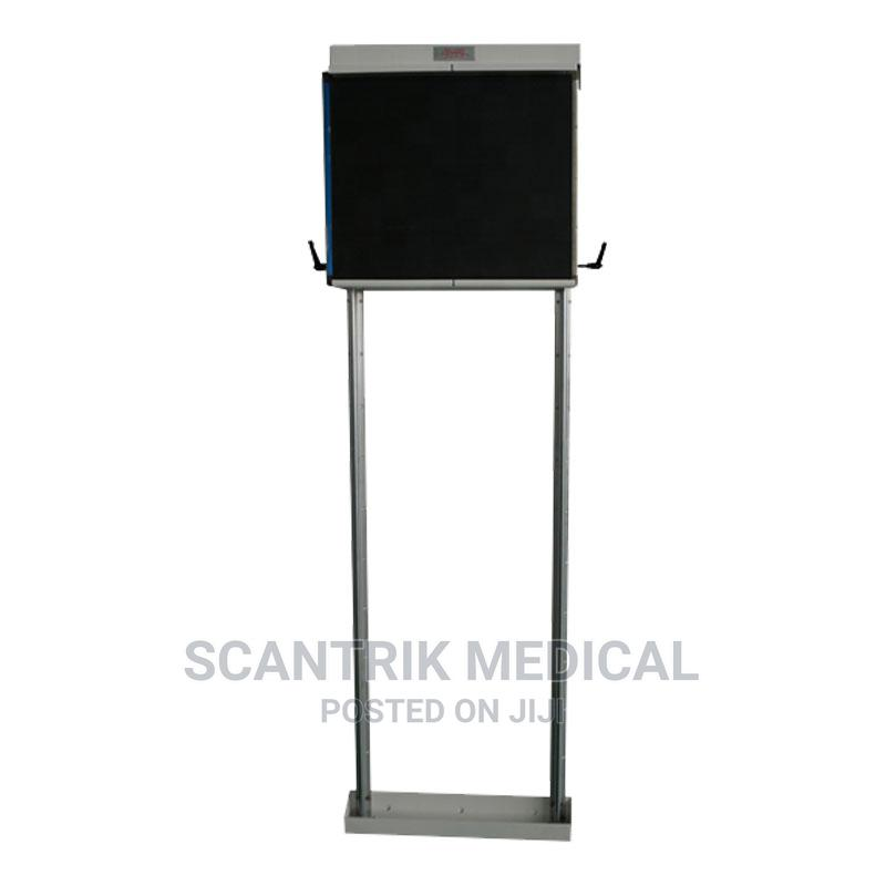 Movable Wall-Mounted X-Ray Bucky Stand