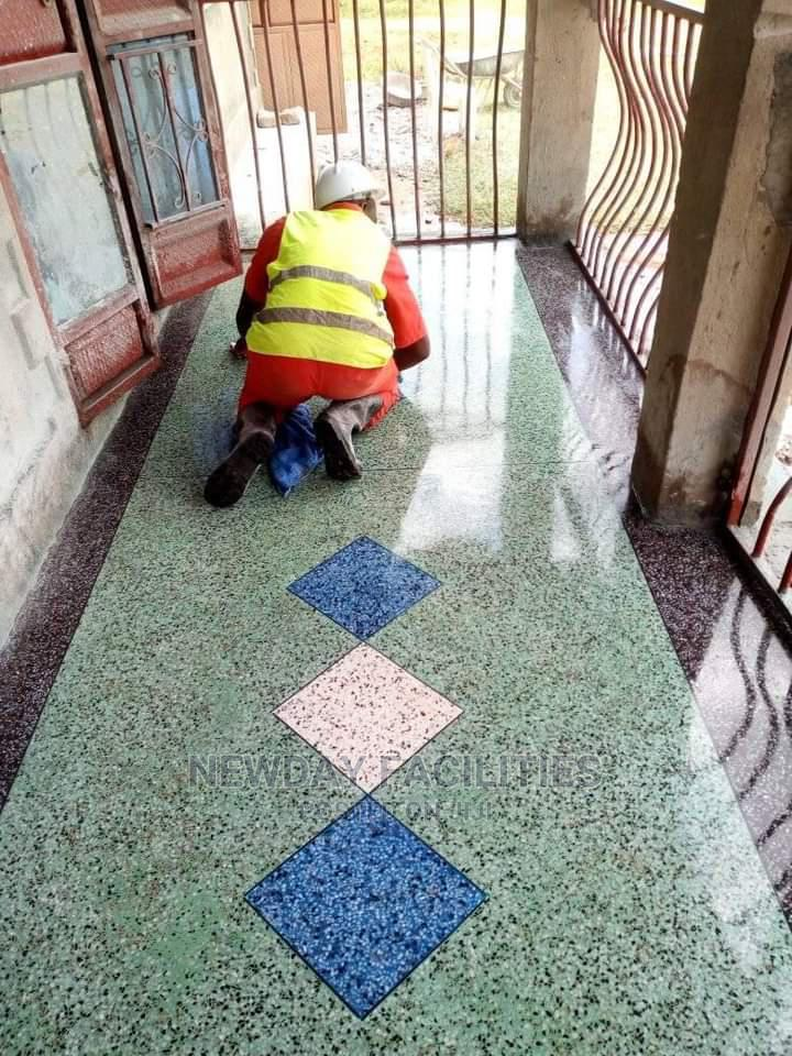 Archive: Active Terrazzo Restoration and Polishing Services