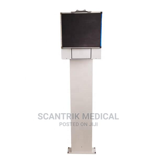 Convenient Medical X-Ray Chest Bucky Stand for Radiography