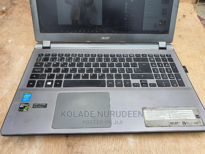 Laptop Acer Aspire V5-573g 8GB Intel Core I7 HDD 256GB