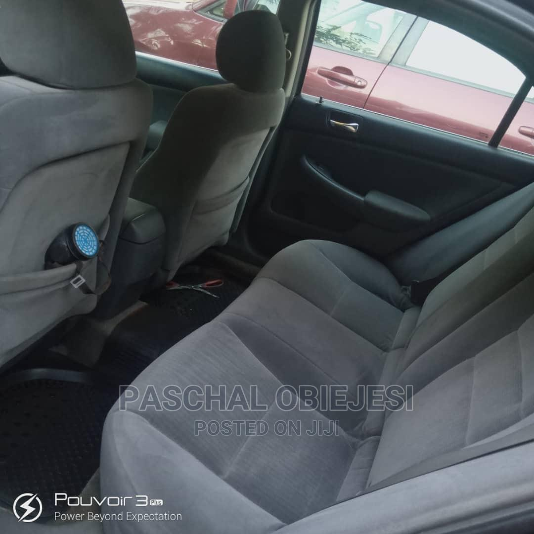 Honda Accord 2005 Automatic Gray   Cars for sale in Onitsha, Anambra State, Nigeria