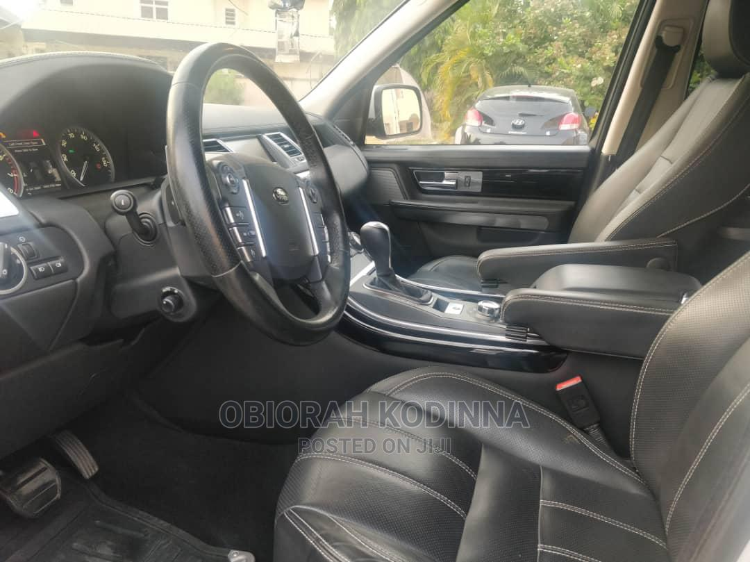 Land Rover Range Rover Sport 2011 White   Cars for sale in Central Business Dis, Abuja (FCT) State, Nigeria