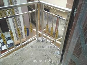 304 Stainless Hand Rails | Building Materials for sale in Abia State, Umuahia
