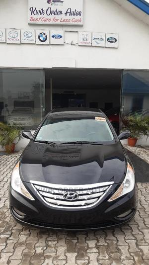 Hyundai Sonata 2011 Black   Cars for sale in Rivers State, Port-Harcourt