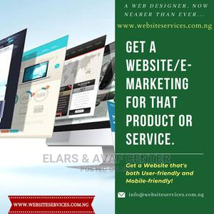 Design an Ecommerce Website Now! | Computer & IT Services for sale in Lagos State, Ajah