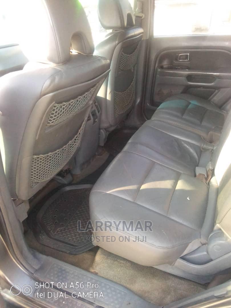 Honda Pilot 2007 EX 4x4 (3.5L 6cyl 5A) Gray | Cars for sale in Ejigbo, Lagos State, Nigeria