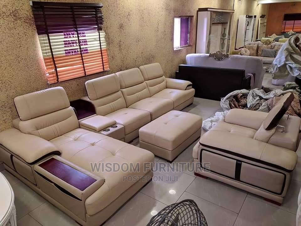 Archive: Set of Executive Chairs Pure Leather