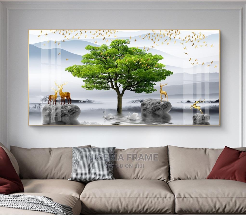 3 Piece Wall Art | Arts & Crafts for sale in Ikeja, Lagos State, Nigeria