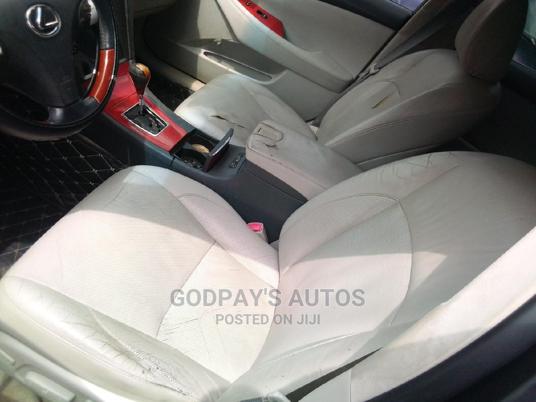 Archive: Lexus ES 2008 350 Gray