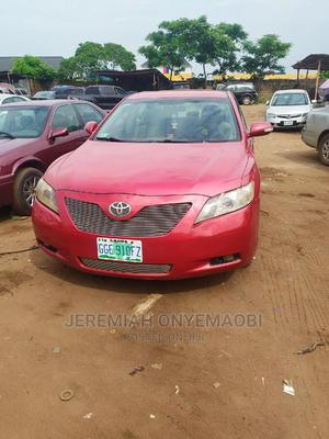 Toyota Camry 2007 Red | Cars for sale in Imo State, Owerri