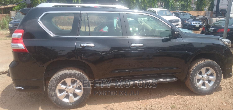 Toyota Land Cruiser Prado 2011 Black   Cars for sale in Central Business Dis, Abuja (FCT) State, Nigeria