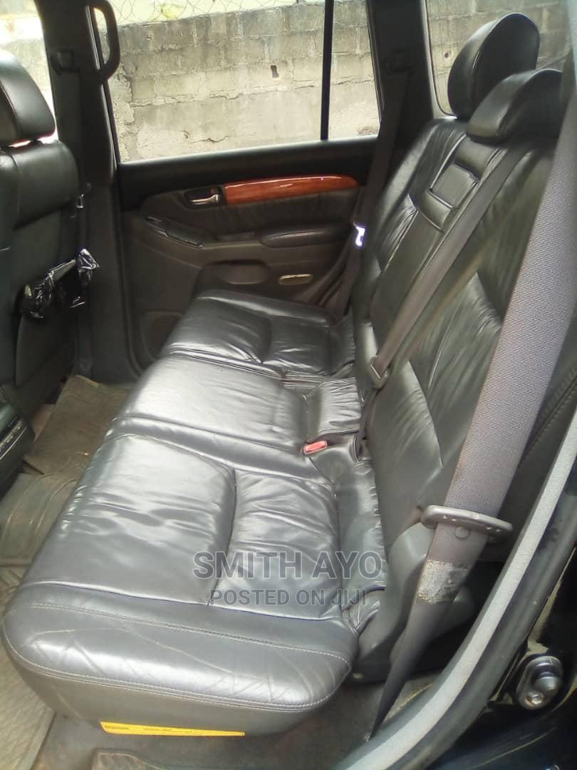 Archive: Lexus GX 2004 Black