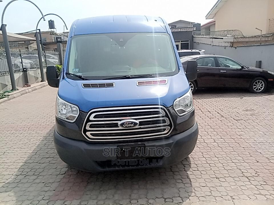 Ford Transit 2016 Blue | Buses & Microbuses for sale in Ibadan, Oyo State, Nigeria