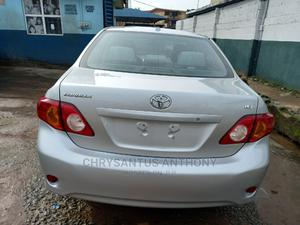 Toyota Corolla 2010 Silver | Cars for sale in Lagos State, Ogba