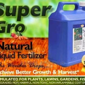 Natural Super Gro | Feeds, Supplements & Seeds for sale in Osun State, Ife