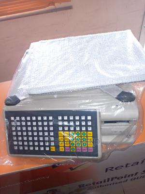 Barcode Scale   Store Equipment for sale in Abuja (FCT) State, Wuse 2