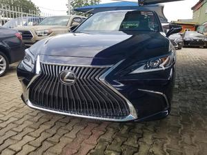 Lexus ES 2019 350 Luxury FWD Blue | Cars for sale in Lagos State, Magodo