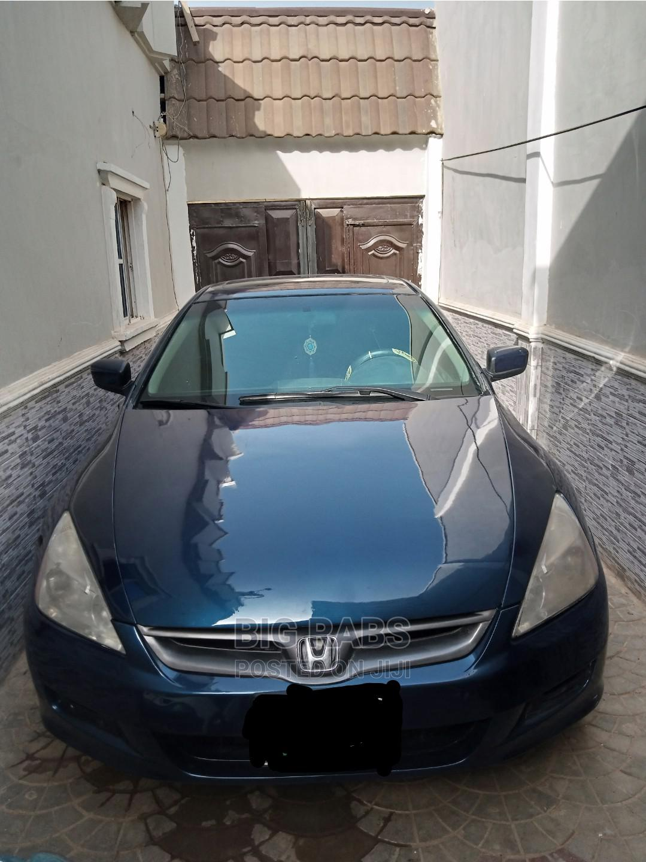 Honda Accord 2006 2.4 Executive Blue