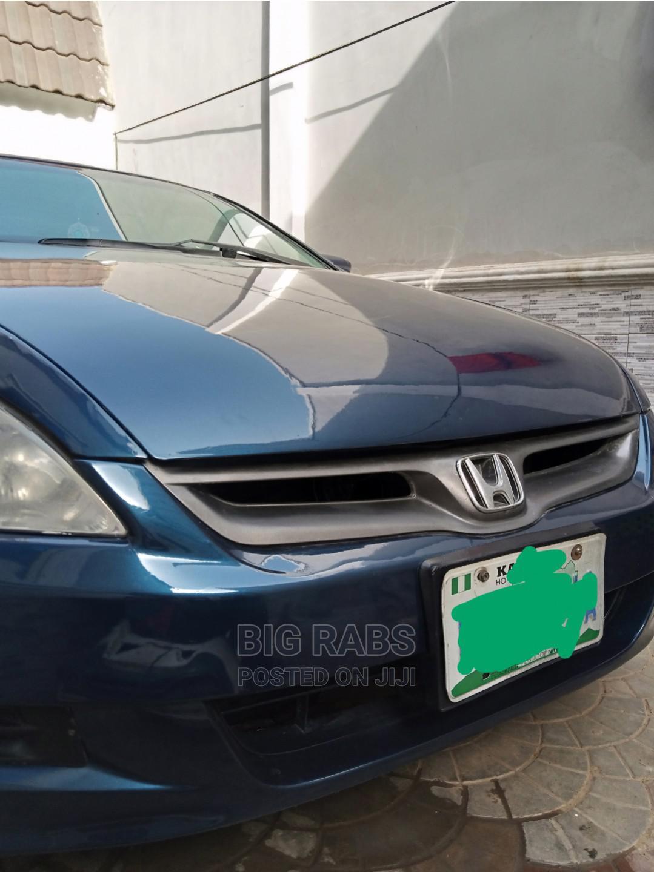 Honda Accord 2006 2.4 Executive Blue   Cars for sale in Nasarawa-Kano, Kano State, Nigeria