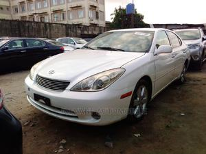 Lexus ES 2005 330 White | Cars for sale in Lagos State, Isolo