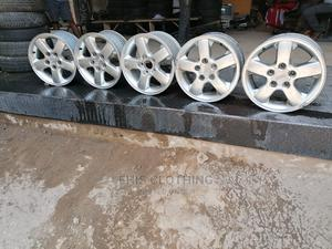Grand Cherokee Alloy Wheels Rim 17   Vehicle Parts & Accessories for sale in Lagos State, Ikotun/Igando