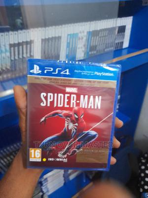 Ps4 Marvel Spider Man   Video Games for sale in Lagos State, Ikeja