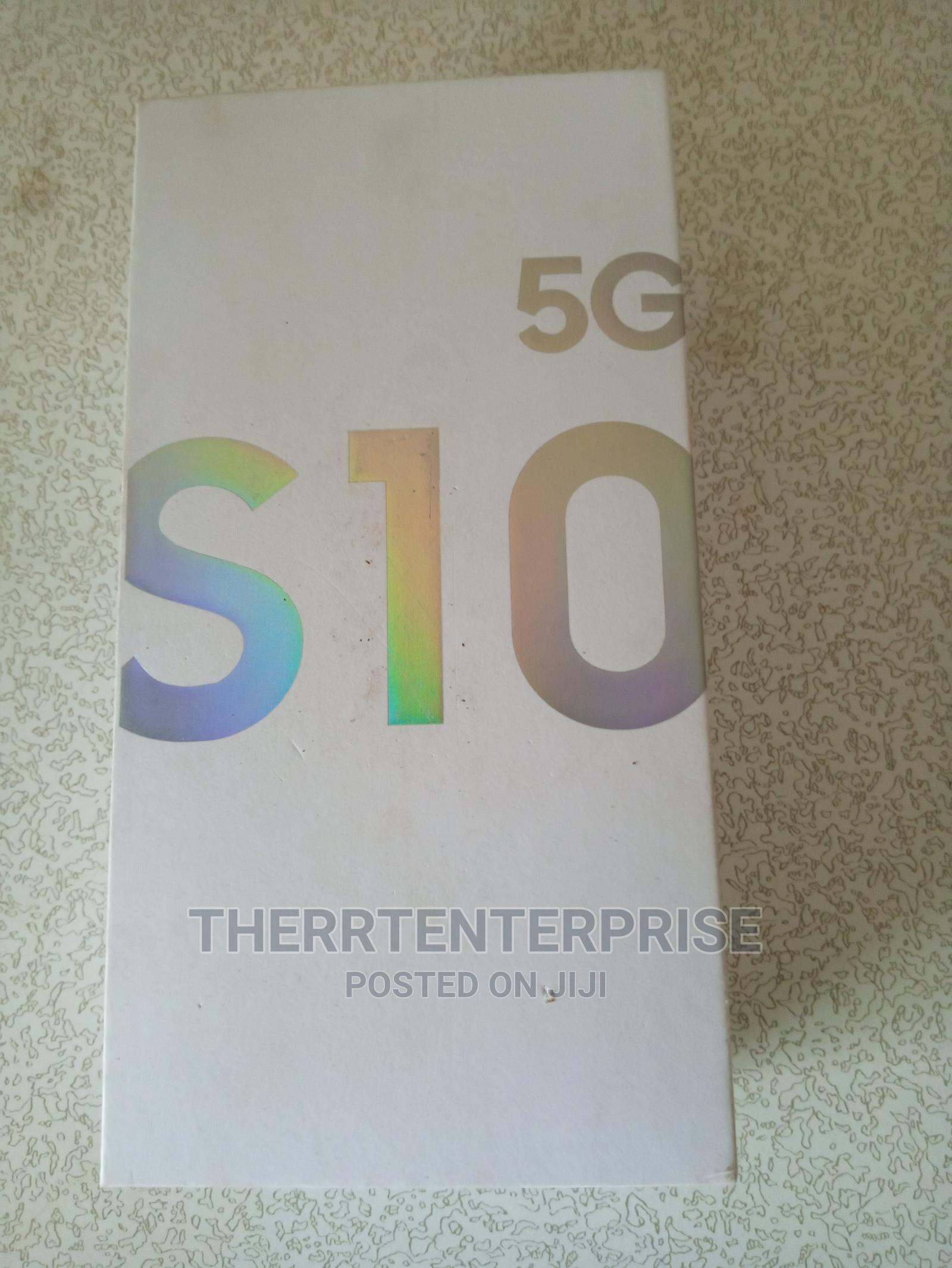 New Samsung Galaxy S10 5G 256 GB Silver | Mobile Phones for sale in Osogbo, Osun State, Nigeria