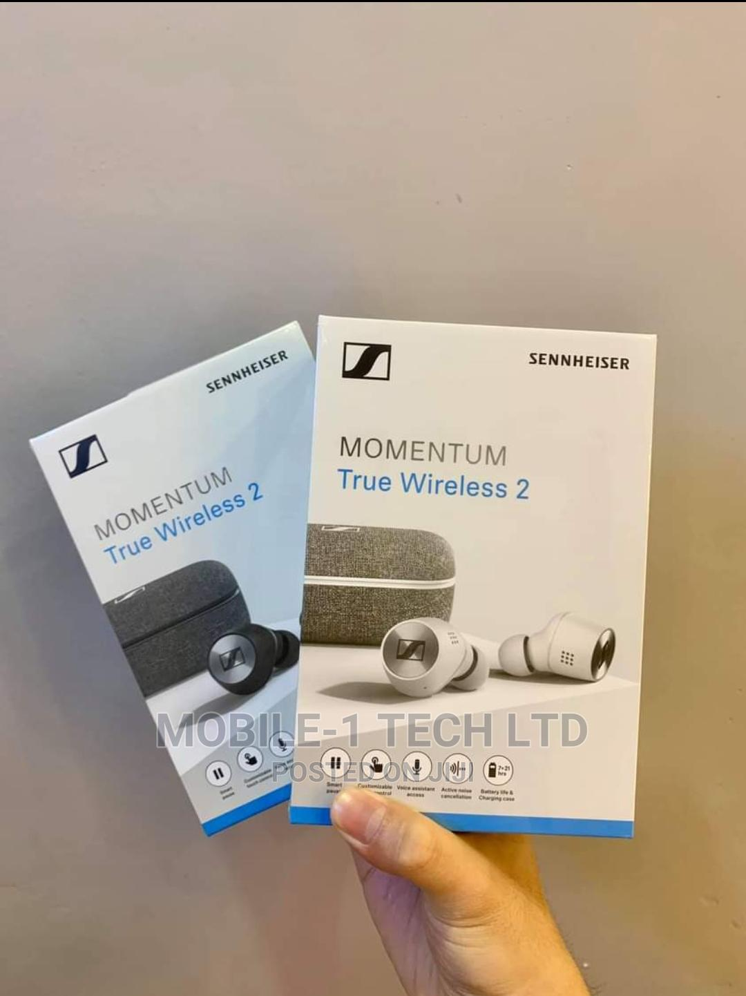 Sennheiser Momentum True Wireless 2   Headphones for sale in Lekki, Lagos State, Nigeria