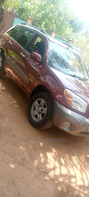 Toyota RAV4 2004 Automatic Red | Cars for sale in Abuja (FCT) State, Karu