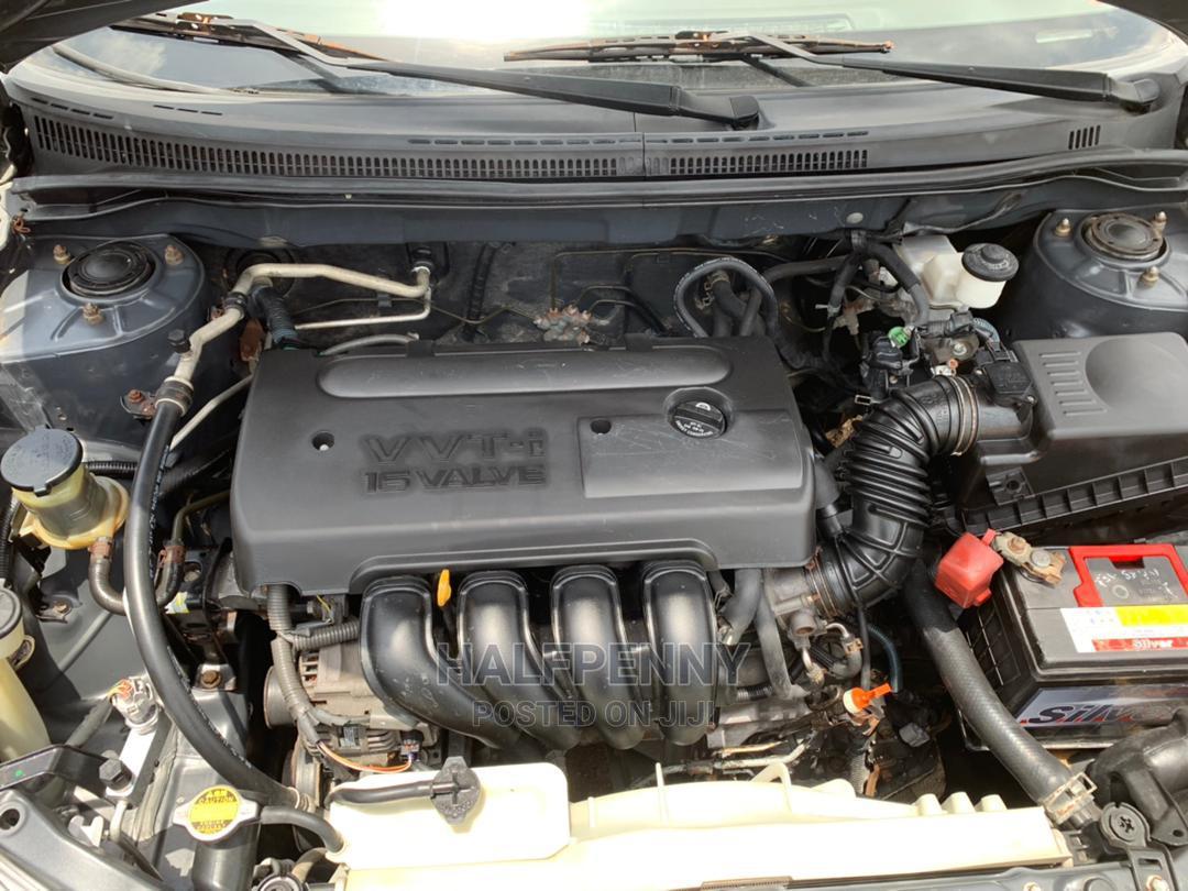 Toyota Corolla 2005 LE Gray   Cars for sale in Isolo, Lagos State, Nigeria