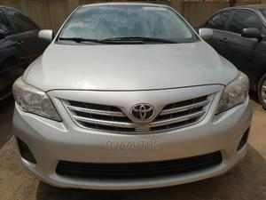Toyota Corolla 2013 Silver   Cars for sale in Lagos State, Maryland