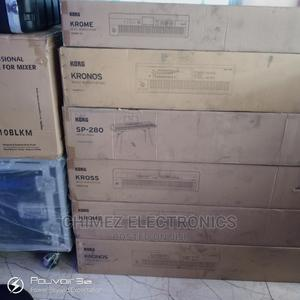 Krome 61 Korg Keyboard   Audio & Music Equipment for sale in Lagos State, Ojo
