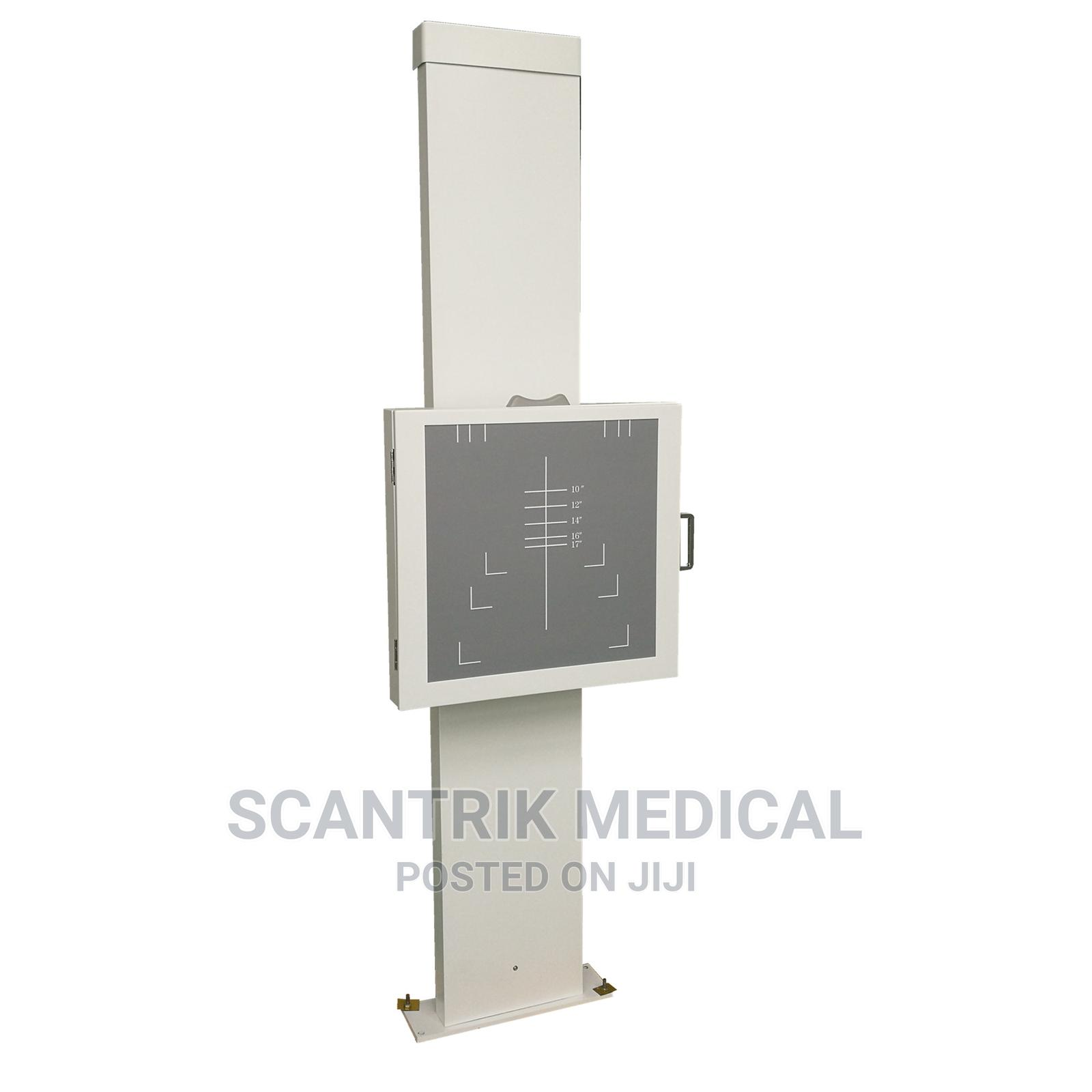 Cheap Wall Mounted X-Ray Chest Head Bucky Stand